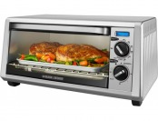 40% off Black & Decker 4-Slice Toaster Oven