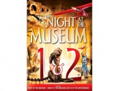 80% off Night at the Museum & Battle of the Smithsonian [2 Discs]