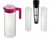 69% off Artland Hydra Flavor Pitcher - Berry, Light Clear/Pink