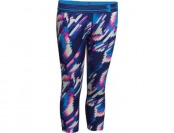 67% off Under Armour HeatGear Armour Kids Printed Capri