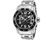 93% off Invicta 17495 Pro Diver Stainless Steel Black Dial Watch