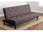88% off Abbyson Living Marlene Fabric Futon Sofa Bed