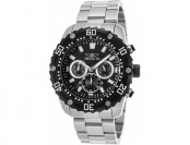 90% off Invicta Men's Pro Diver Chronograph Stainless Steel Watch