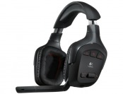 $90 off Logitech Wireless Gaming Headset G930, 7.1 Surround Sound