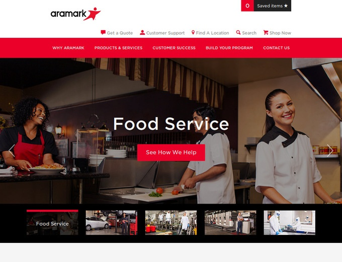 Aramark Uniform Services