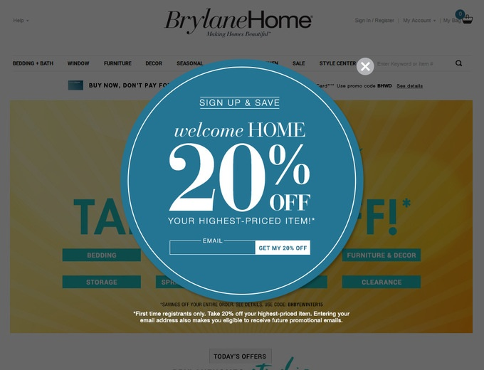 brylane home coupon brylane home coupons amp brylanehome promotion codes 10129