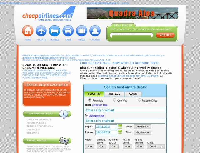 CheapAirlines.com