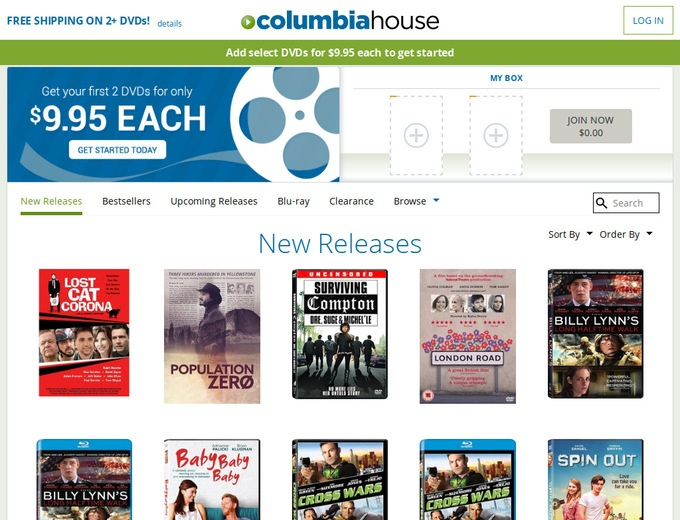 ColumbiaHouse.com