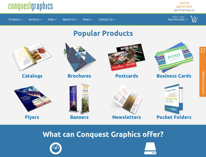 Conquest Graphics