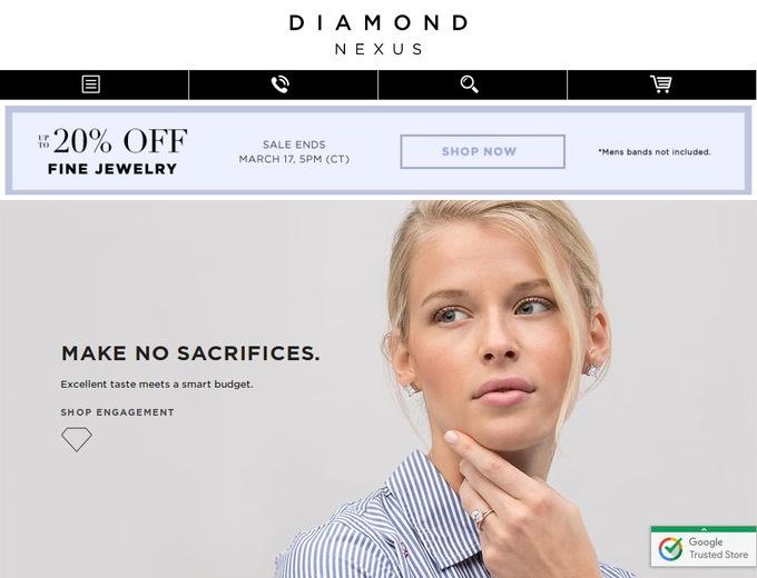 Diamond nexus coupon code