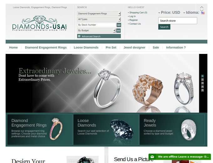 Diamonds-USA.com