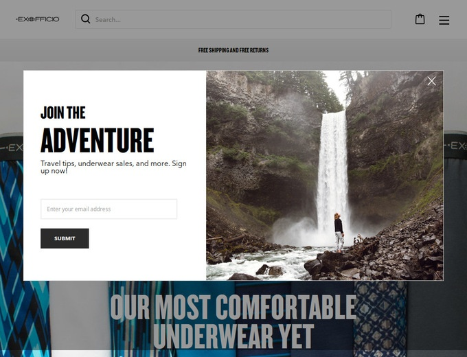 ExOfficio Coupon Codes. Since Ex Officio has been providing clothing solutions for outdoor & travel enthusiasts. Ex Officio is dedicated to those who plan their next adventure on the way home from their last. At ExOfficio, high performance apparel is an obsession.