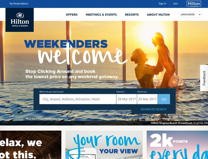 Get up to 50% off hotel rates with Hilton properties by using this discount link. What You Need To Know About The Discount Code Conrad Bali. It's actually quite easy to book with the Hilton airline staff rate but from my playing around with it, the discount in rates is a bit all over and not all properties offer it.