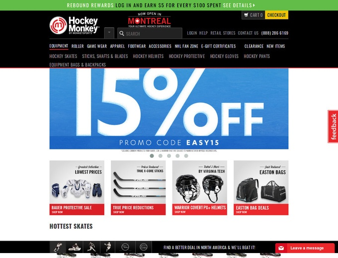 Hockeymonkey coupon code