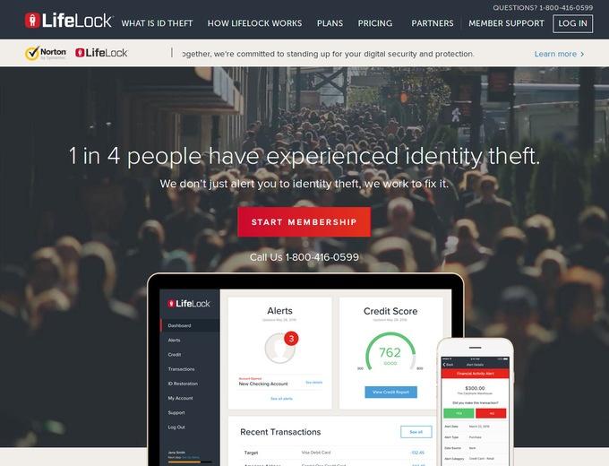 Life Lock Coupons Lifelock Com Promotional Codes