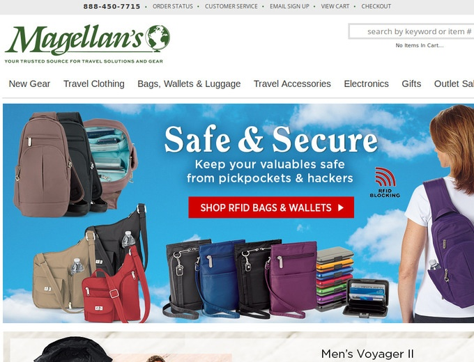 Discount coupons magellans