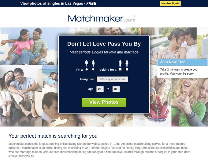 Online dating coupons