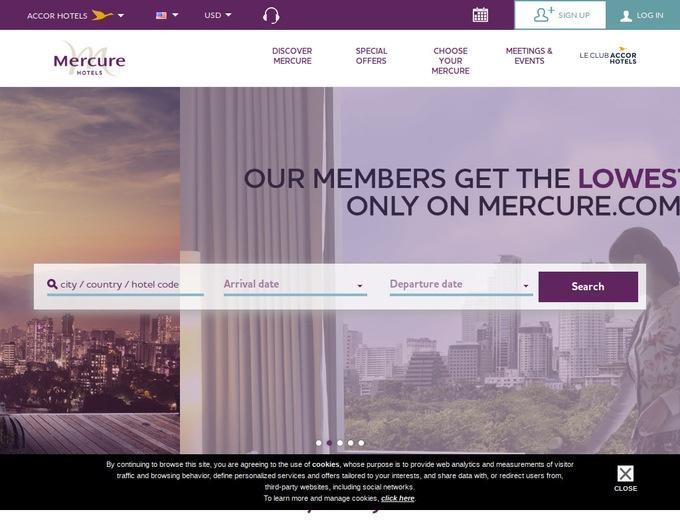 Online Casino Mercure