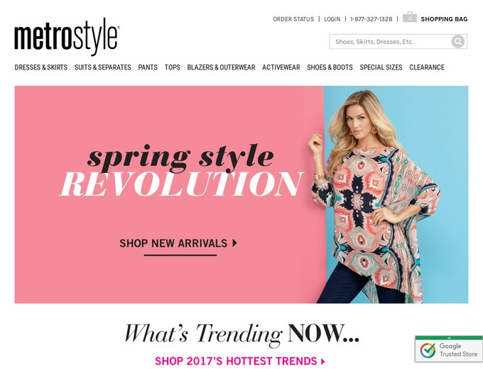 Metrostyle coupon code