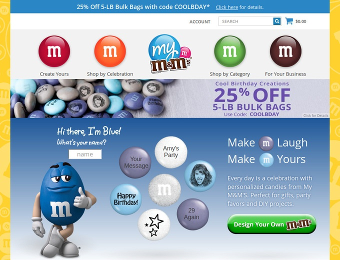 MyMMs Coupons