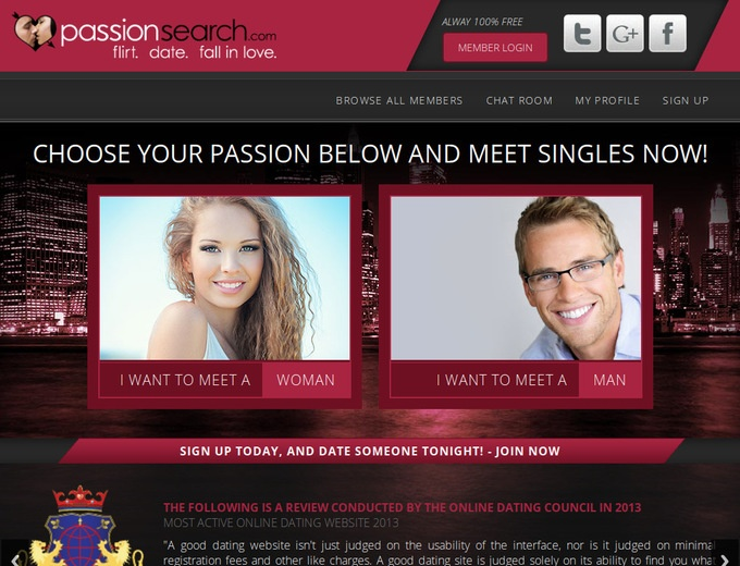 is passion search a good dating site Dating sites that didn't make the cut were ones like nerd passions and match geeks look, dating doesn't have to be hard.