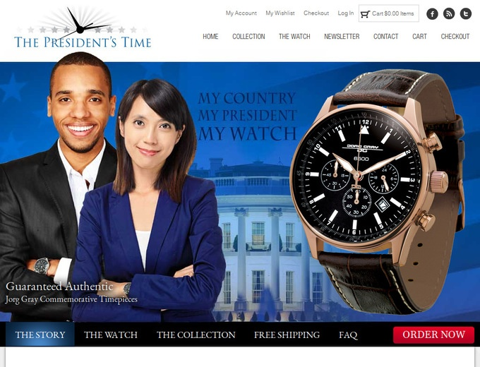 Presidential Watch Company
