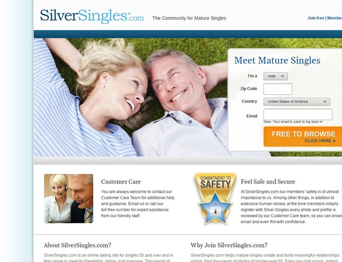 The Best 5 Online Senior Dating Sites for Over 60 Reviews