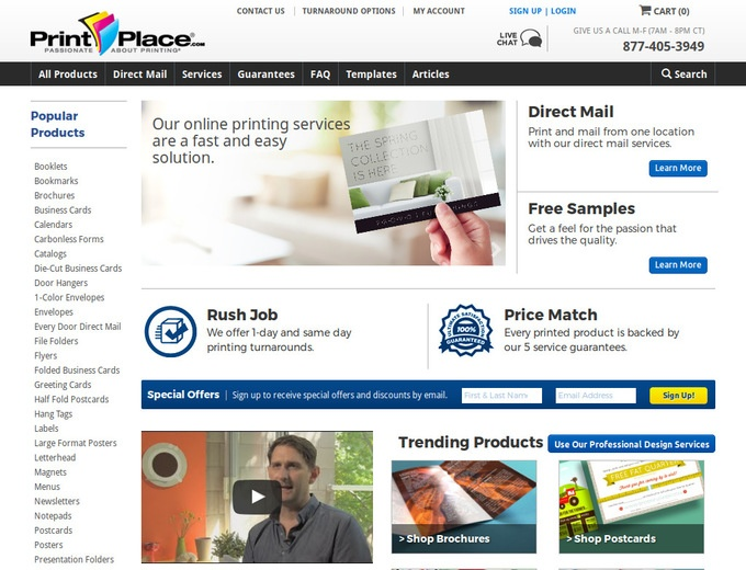 Printplace Coupons Print Place Promotional Codes