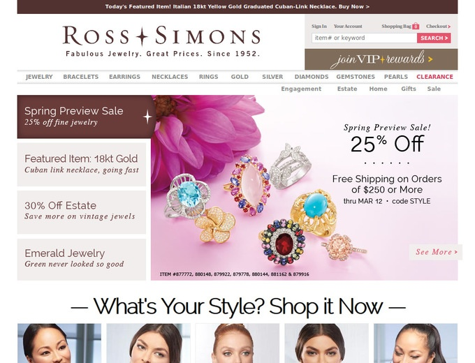Ross rarely offers promo codes. On average, Ross offers 0 codes or coupons per month. Check this page often, or follow Ross (hit the follow button up top) to keep updated on their latest discount codes. Check for Ross' promo code exclusions. Ross promo codes sometimes have exceptions on certain categories or brands/5().