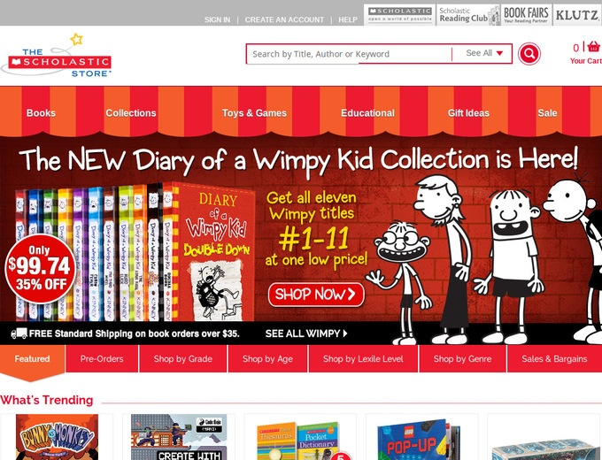 Scholastic books coupon code