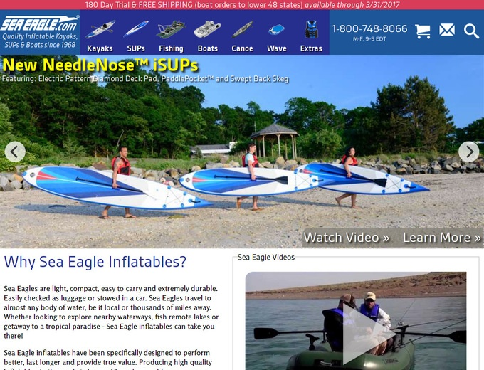 Sea Eagle Boats