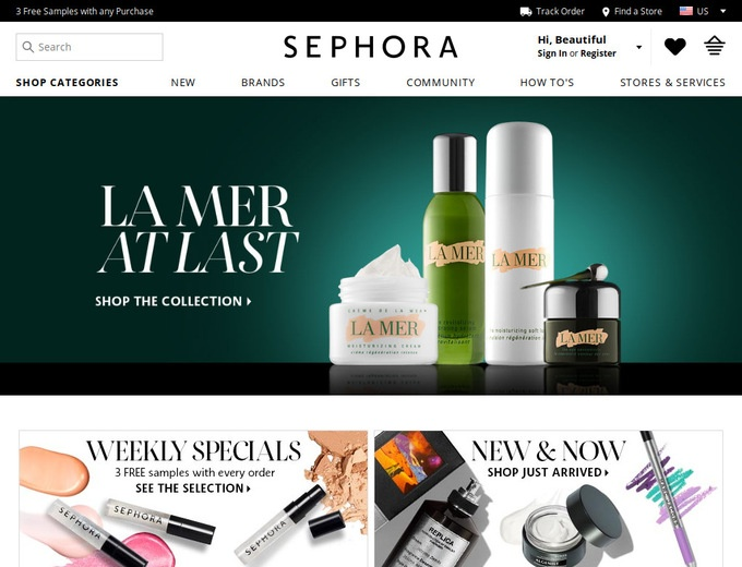 Sephora coupon in store 2018