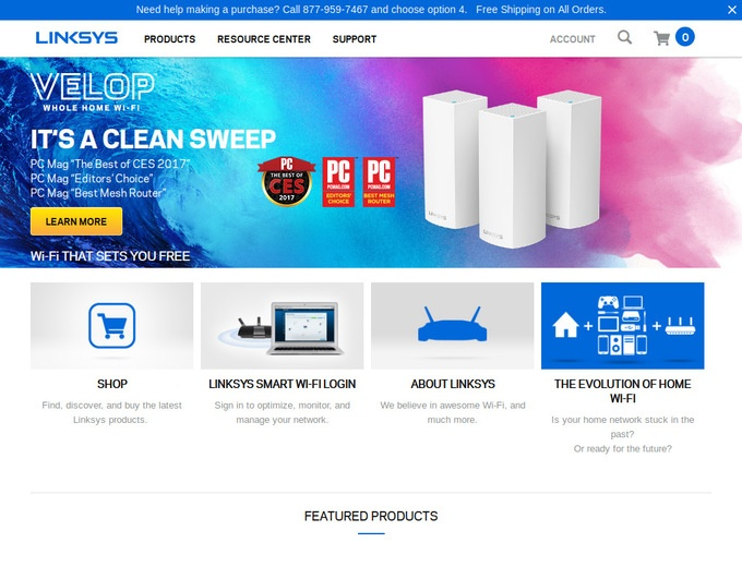 Linksys coupons promo codes