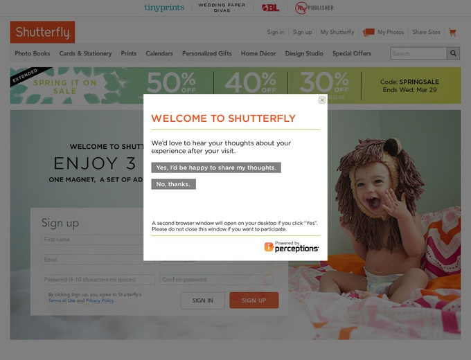 shutterfly coupons shutterfly com promotional codes