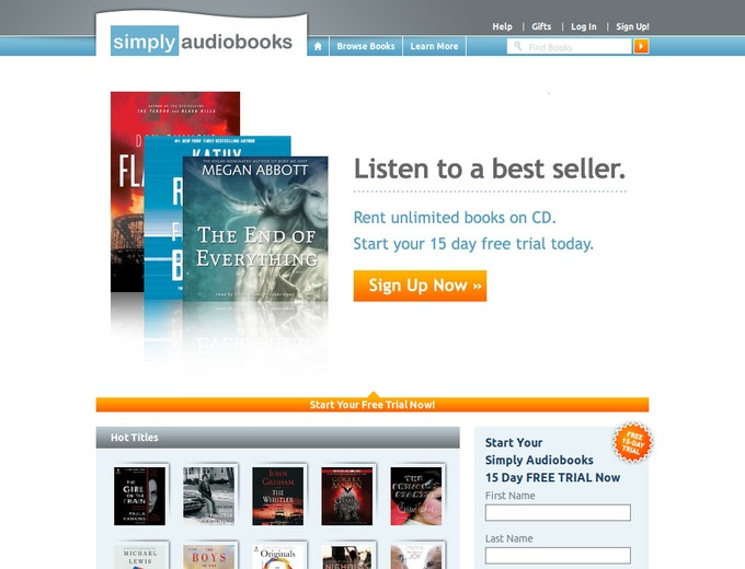 Simply Audio Books