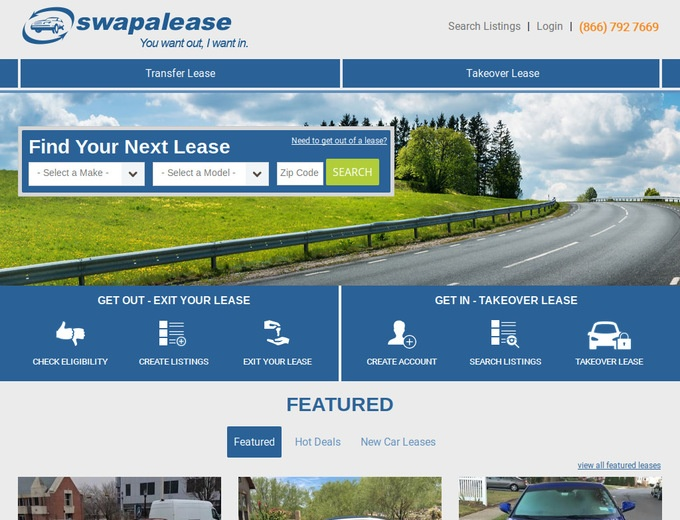 Swap a Lease