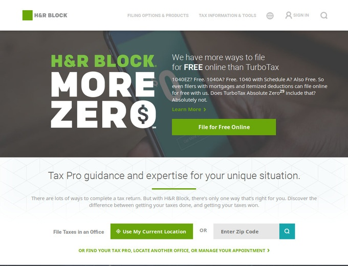 H&r block in office discount coupons