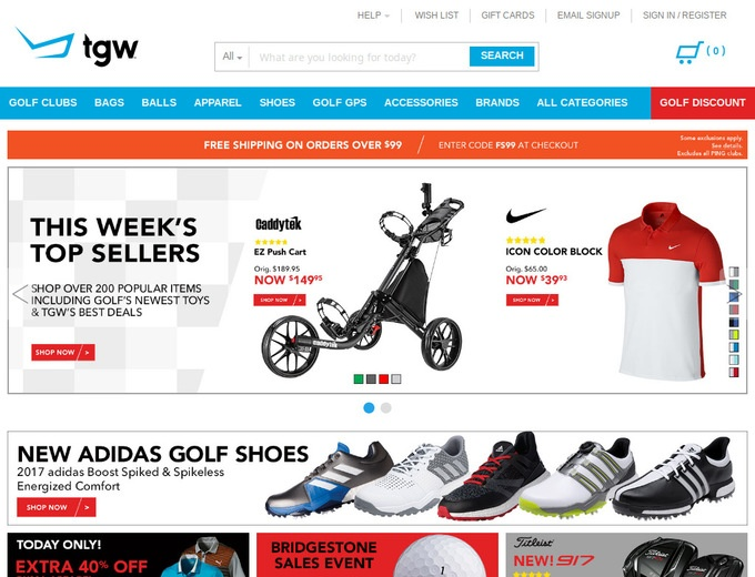 The Golf Warehouse