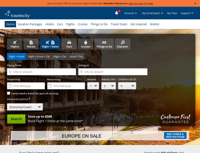 Travelocity coupon code hotel 2018