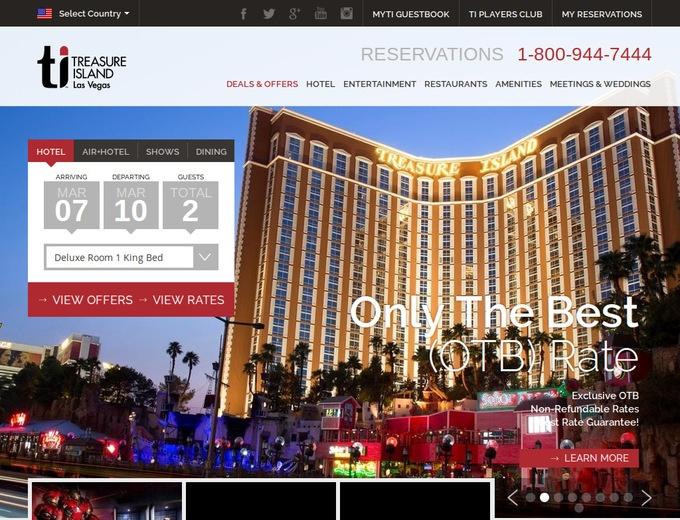 Bellagio Las Vegas Resort Hotel And
