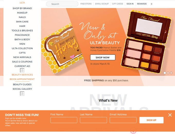 Ulta Coupon Code Rewards Ulta Promo Discounts Ultacom Reviews