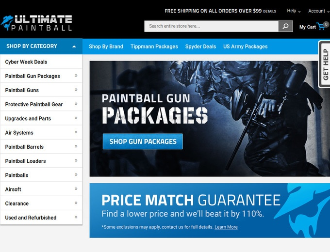 Discount paintball coupons