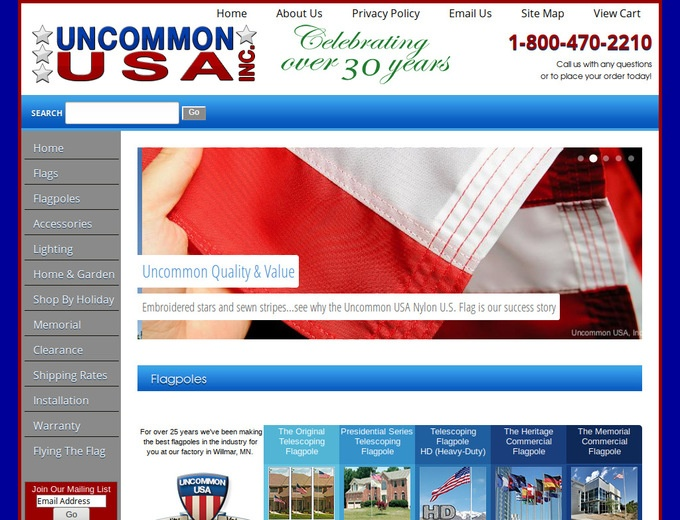 Uncommon usa flag poles coupons uncommon usa promo codes - Gardeners supply company coupon code ...
