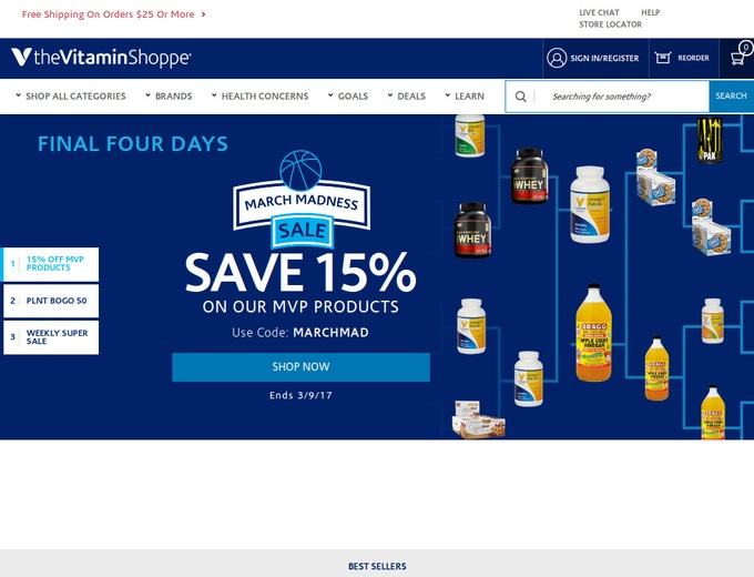vitamin shoppe coupon codes november 2019