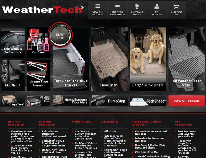 Weathertech Coupons Amp Weather Tech Promotion Codes