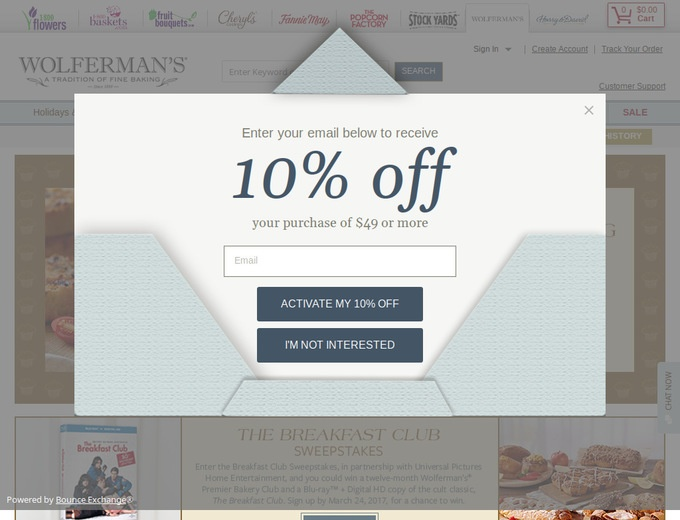 wolferman s coupons wolfermans com promotion codes