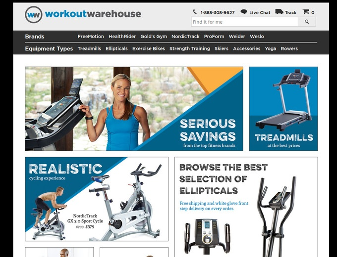 Workout Warehouse