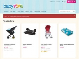 Get your discount from Baby Viva with code until 31 Dec