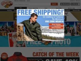 Bass pro shop online coupon