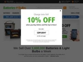 batteries plus coupons  discounts